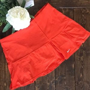 NIKE DRI-FIT Pleated Tennis Skirt/Skort